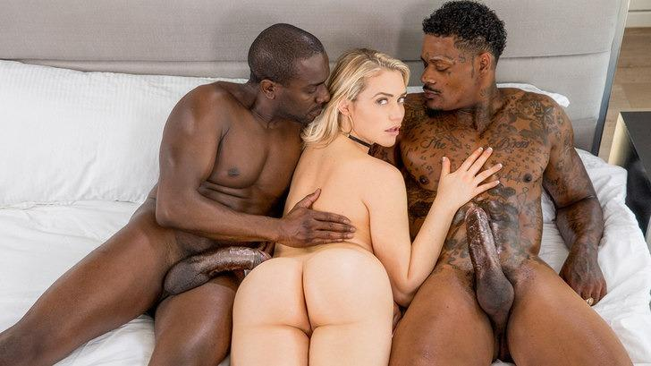 Mia Malkova Threesome Hd